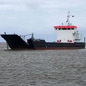 Reedereii Warrings - Harle Express